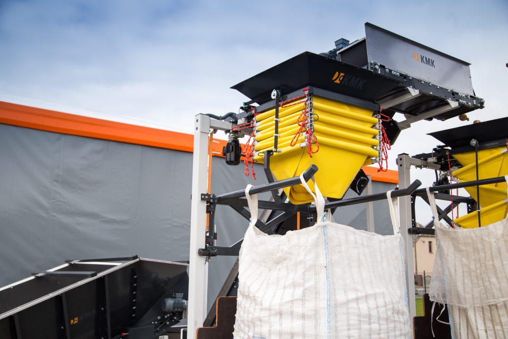 Fonkelnieuw Big-bag vuller - Den Boer Agri ZX-02
