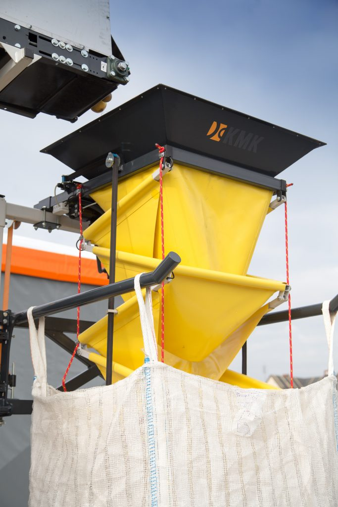 Wonderbaar Big-bag vuller - Den Boer Agri VN-91